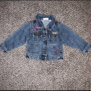 Levi's Signature baby denim jacket